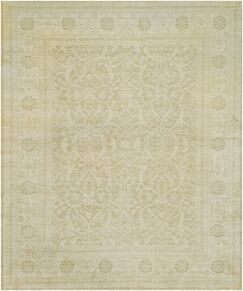 One-of-a-Kind Superb Quality Handwoven Wool Camel Indoor Area Rug