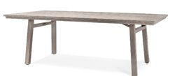 Colfax Aluminum Dining Table