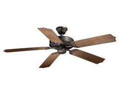 Medallion 5-Blade Ceiling Fan