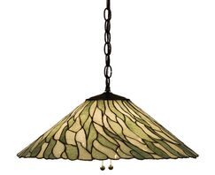 Weissman 3-Light Willow Bowl Pendant