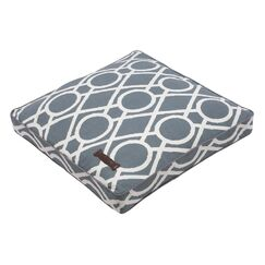 Premium Cotton Square Pet Bed Size: Small Square (25
