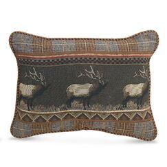 Caribou Outdoor Boudoir Pillow