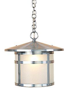 Berkeley 1-Light Lantern Pendant Shade Color: Gold White Iridescent, Size: 12.63