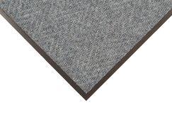 Chevron Doormat Mat Size: Rectangle 2' x 3', Color: Blue