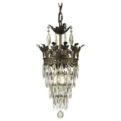 Sovereign 1-Light Novelty Pendant