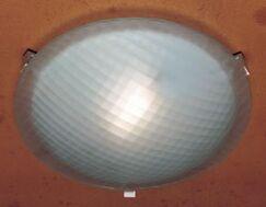 Valencia 1-Light Flush Mount Finish / Size / Bulb Type: Polished Chrome / 3.5