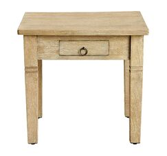 Sedona End Table with Storage