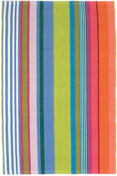Hand Woven Area Rug Rug Size: 6' x 9'