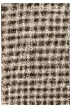 Matrix Hand-Tufted Wool Sable Area Rug Rug Size: 2' x 3'