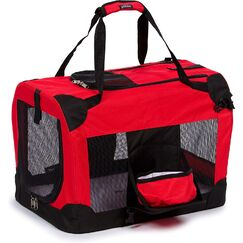 Alcester Deluxe 360° Vista View Pet Carrier Size: Small (16