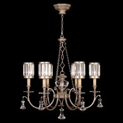 Eaton Place 6-Light Shaded Chandelier