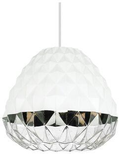 Facette 1-Light Geometric Pendant