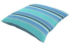 Outdoor Sunbrella Knife Edge Throw Pillow Size: 20