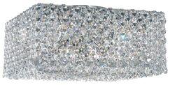 Refrax 4-Light Flush Mount Crystal Type: Swarovski Elements Boa