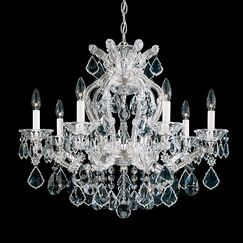 Maria Theresa 7-Light Chandelier Finish: French Gold