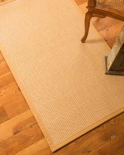 Brashears Hand-Woven Tan Area Rug Rug Size: Rectangle 3' x 5'