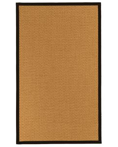 Shauntel Natural Fiber Sisal Plus Bonus Hand-Woven Beige Area Rug Rug Size: Rectangle 9' x 12'