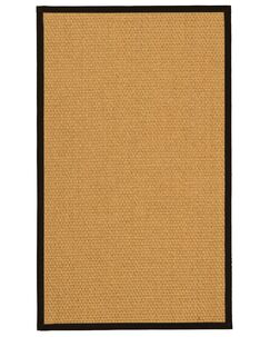 Aureliana Hand-Woven Beige Area Rug Rug Size: Rectangle 4' x 6'