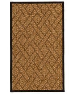 Adelyn Handwoven Flatweave Beige Area Rug Rug Size: Rectangle 4' x 6'
