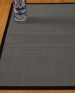 Ivy Handwoven Gray Area Rug Rug Size: Rectangle 9' x 12'