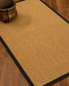 Healey Hand Woven Brown Area Rug Rug Size: Rectangle 3' X 5'