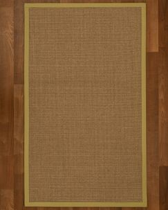 Jamesville Hand Woven Brown Area Rug Rug Size: Rectangle 9' X 12'
