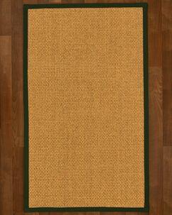 Andlau Hand Woven Brown Area Rug Rug Size: Rectangle 5' X 8'