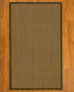 Asther Hand-Woven Brown Area Rug Rug Size: Rectangle 12' x 15'