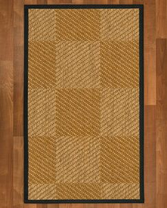 Adley Hand-Woven Beige Area Rug Rug Size: Rectangle 9' X 12'