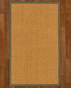 Andlau Hand Woven Brown Area Rug Rug Size: Rectangle 9' X 10'