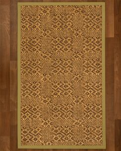 Camile Hand Woven Copper Area Rug Rug Size: Rectangle 9' X 12'