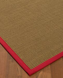 Asther Hand Woven Brown Area Rug Rug Size: Runner 2'6