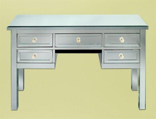 Venetian Gems VVT-01 - Santino Venetian Mirror Vanity Table