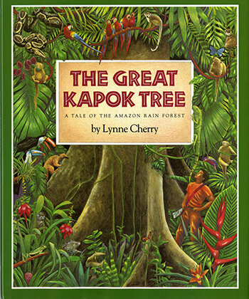 Houghton Mifflin ISBN9780152018184 - The Great Kapok Tree A Tale Of the
