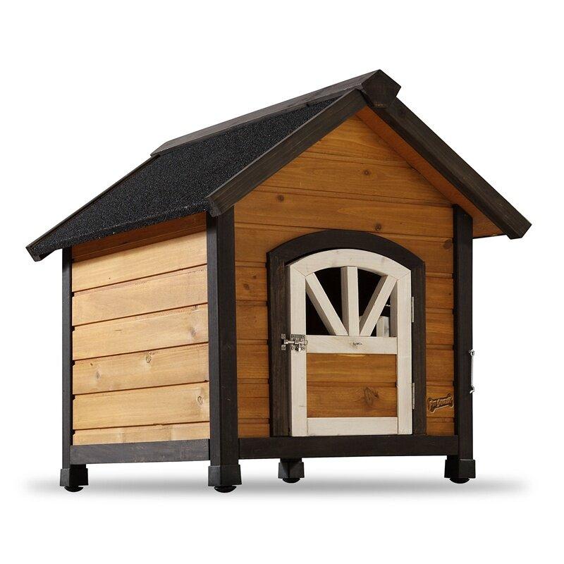 Pet squeak the barn dog house ebay for Pet squeak dog house