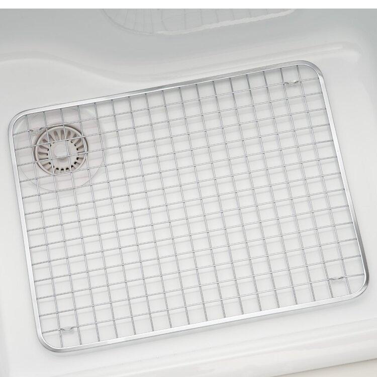 interdesign kitchen sink protector grid ebay