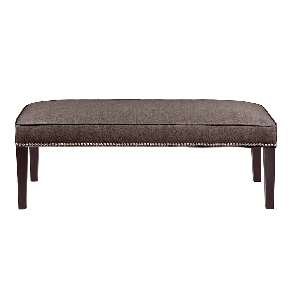 Madison park antiqua upholstered entryway bench ebay Padded benches