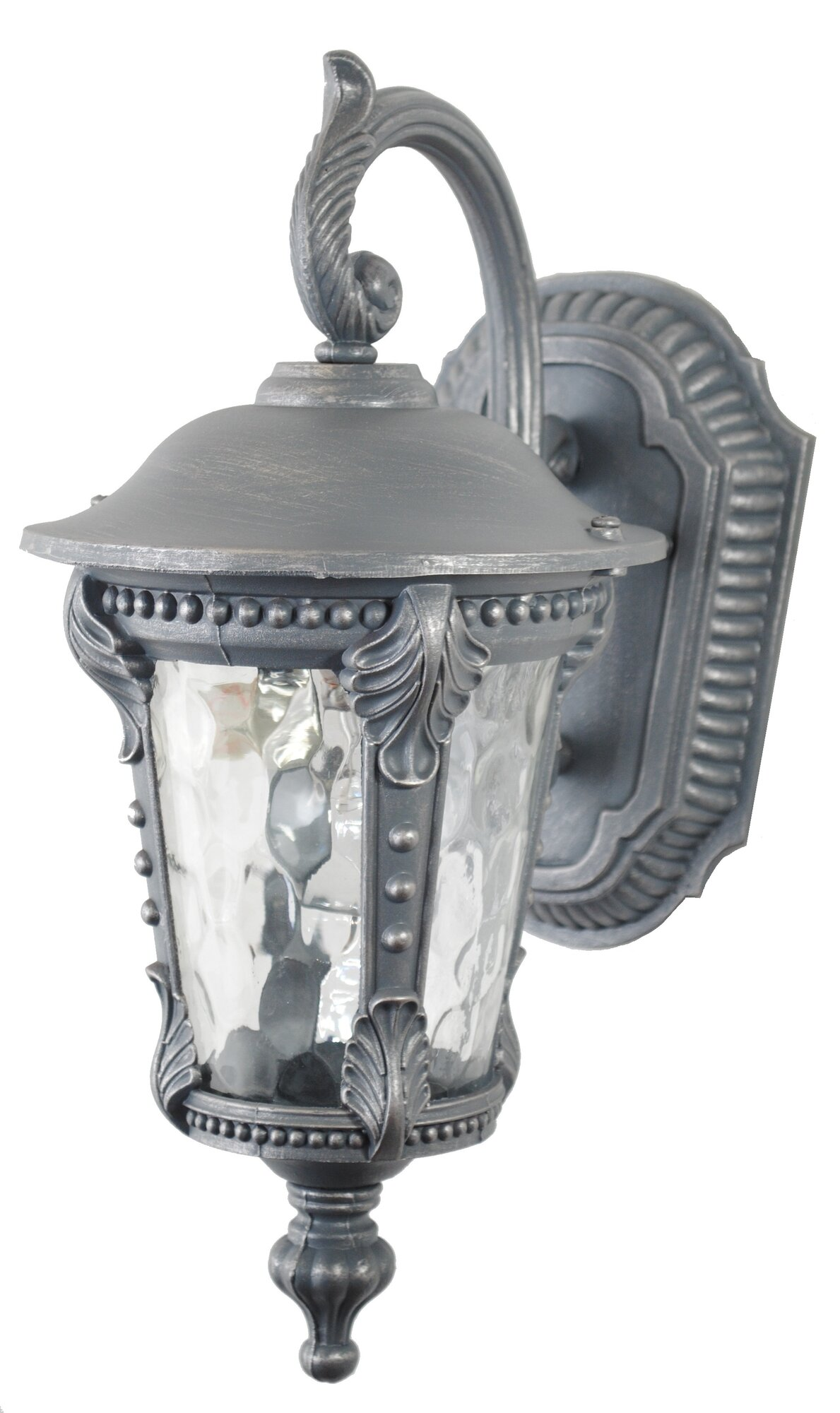 Melissa Lighting Kiss Series 1 Light Outdoor Wall Lantern EBay