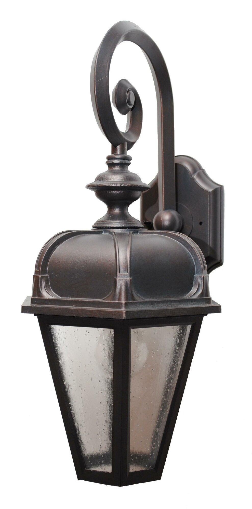 Melissa Lighting Kiss Series 1 Light Outdoor Wall Lantern EBay