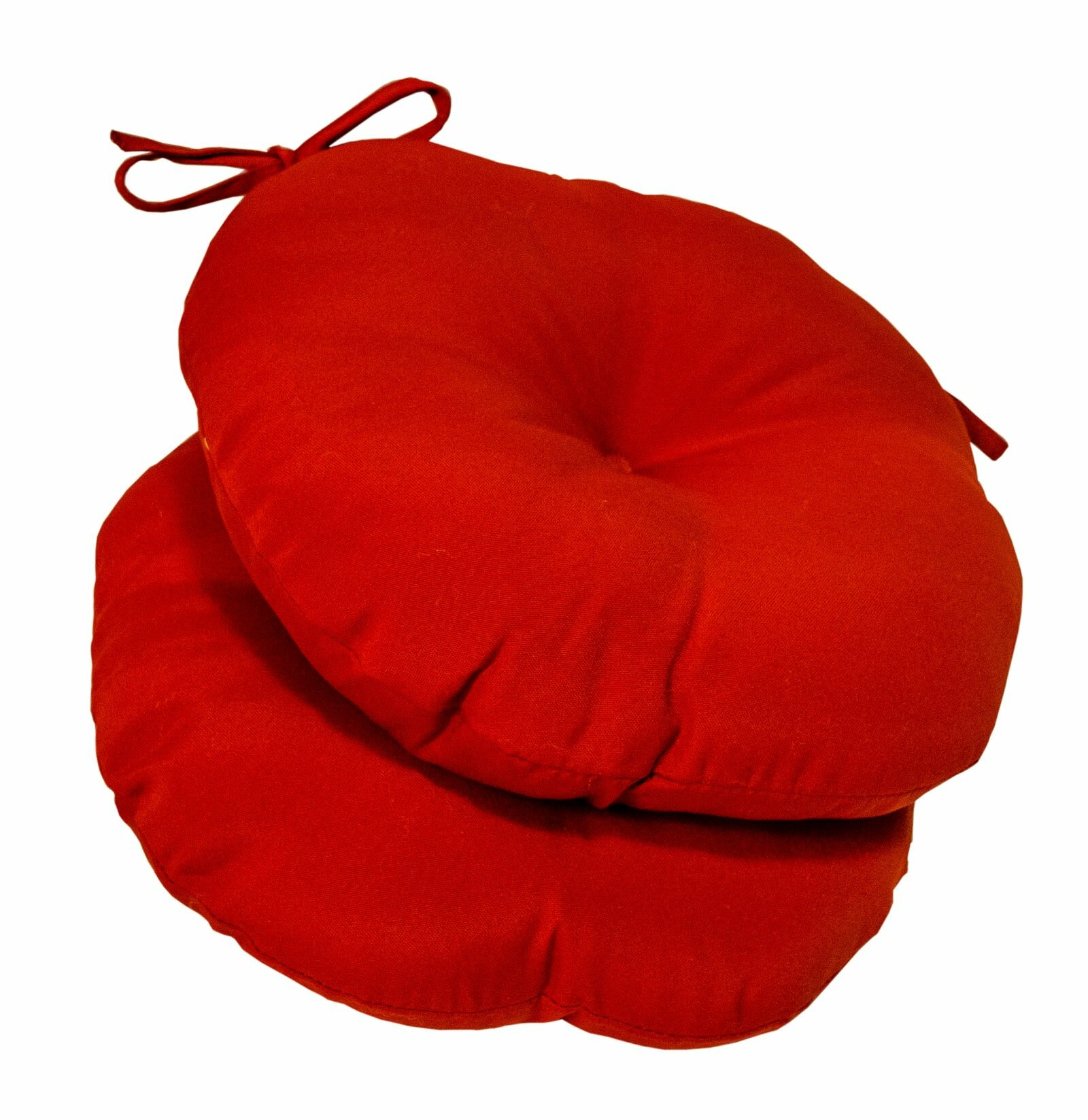Greendale Home Fashions Bistro Chair Round Outdoor Cushion