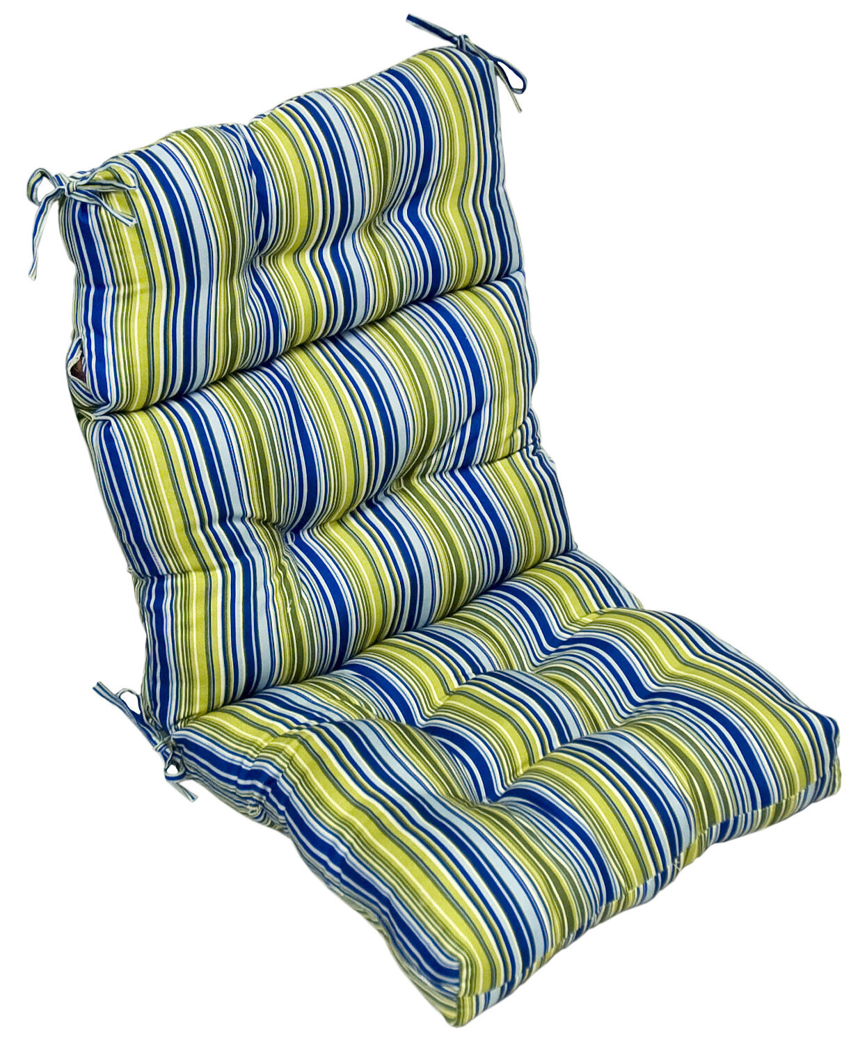 greendale home fashions indoor outdoor high back chair. Black Bedroom Furniture Sets. Home Design Ideas