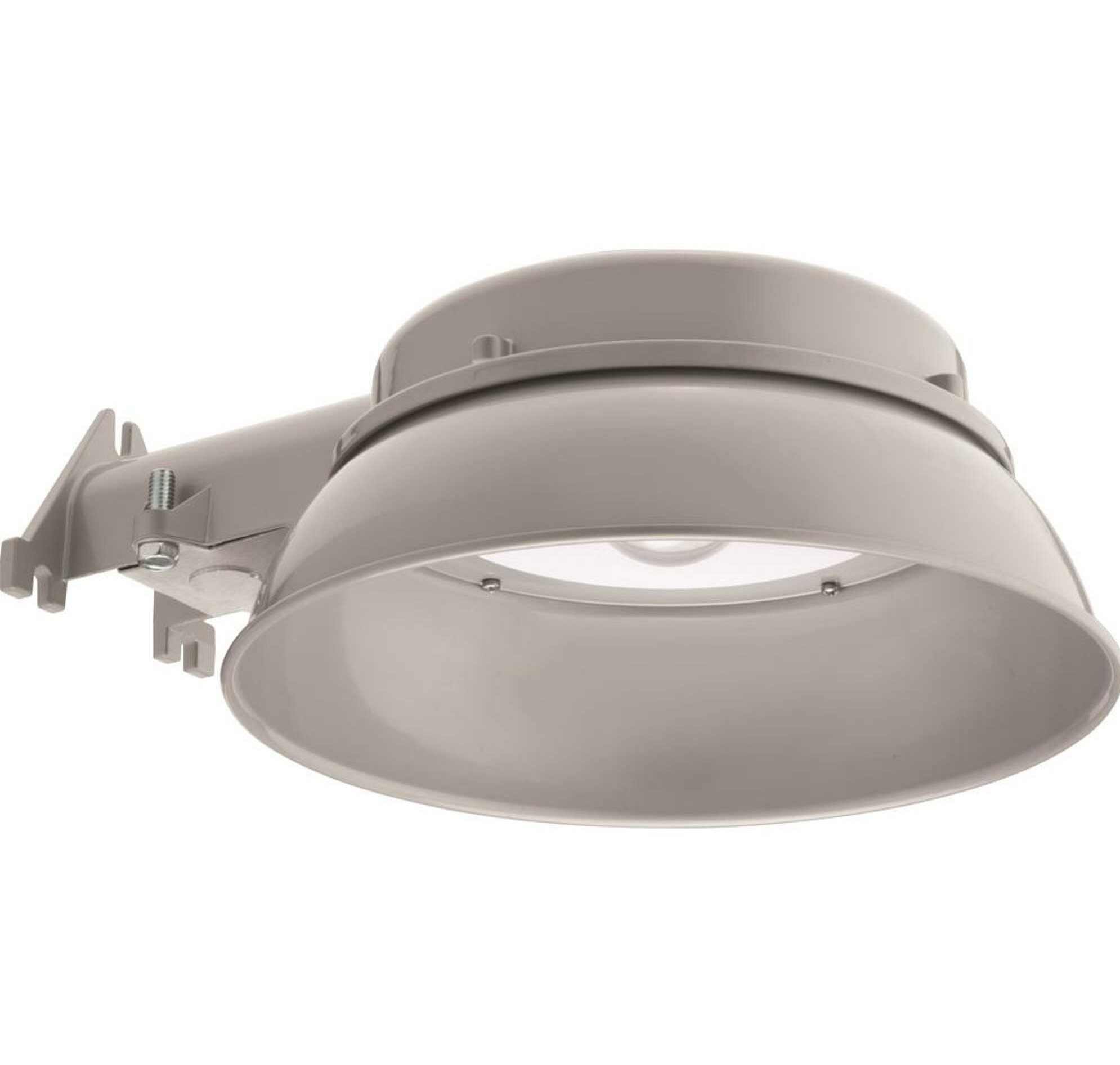 Lithonia Outdoor Security Lighting: Lithonia Lighting Integrated Outdoor LED Area Light