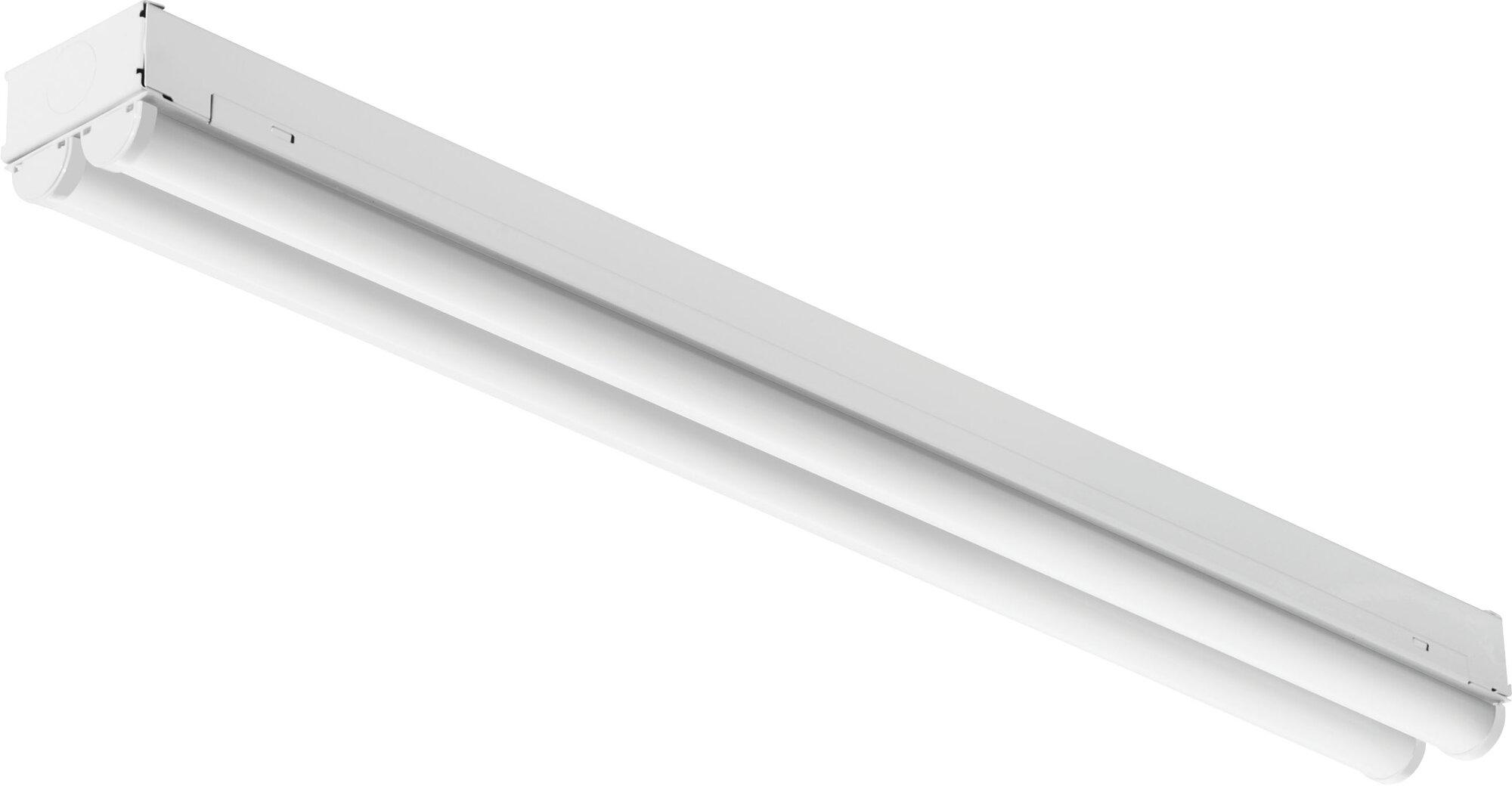 lithonia lighting led 2 light 24 under cabinet strip light ebay. Black Bedroom Furniture Sets. Home Design Ideas