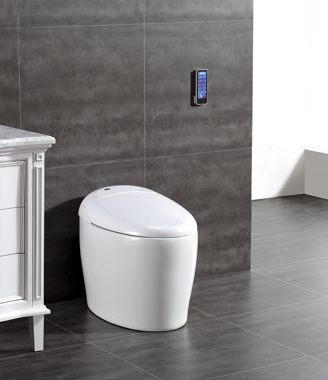 ove decors tuva smart toilet 20 floor mount bidet