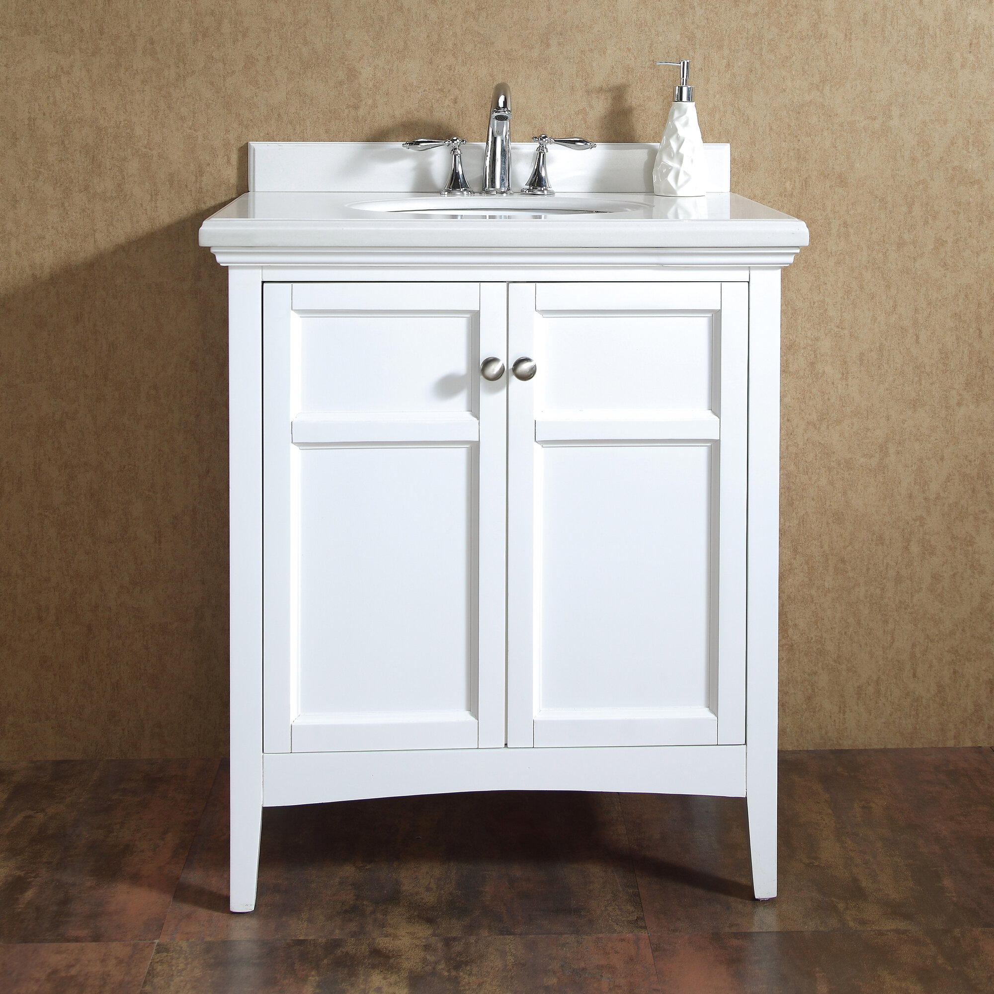 Ove Decors Campo 30 Single Bathroom Vanity Set