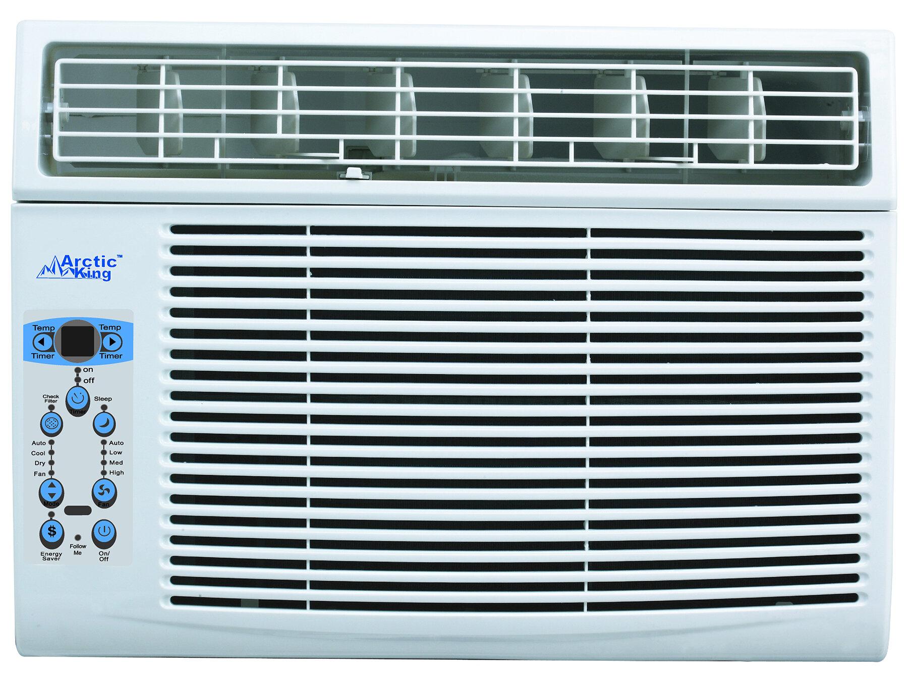 Arctic king 10 000 btu energy star window air conditioner for 120v window air conditioner