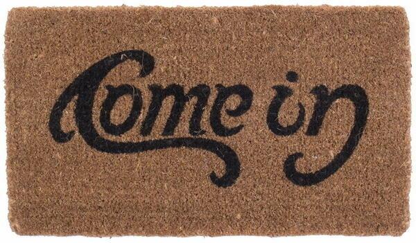 Coco Mats N More Come In Go Away Doormat Ebay