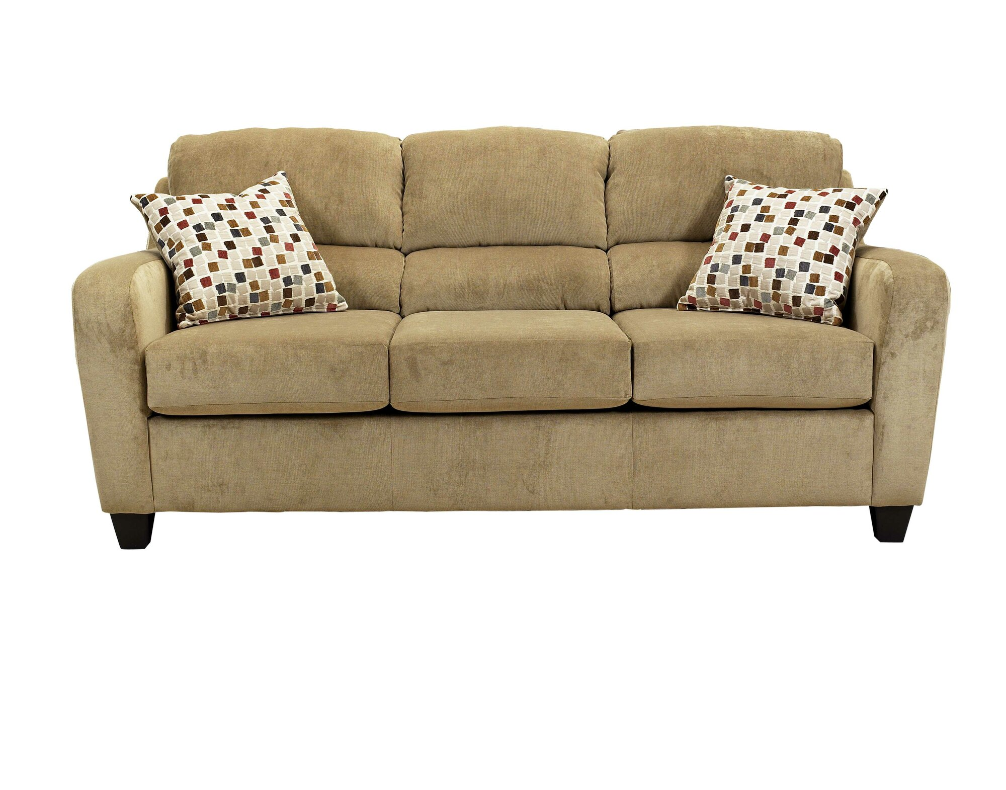 Serta Upholstery Queen Sleeper Sofa   eBay