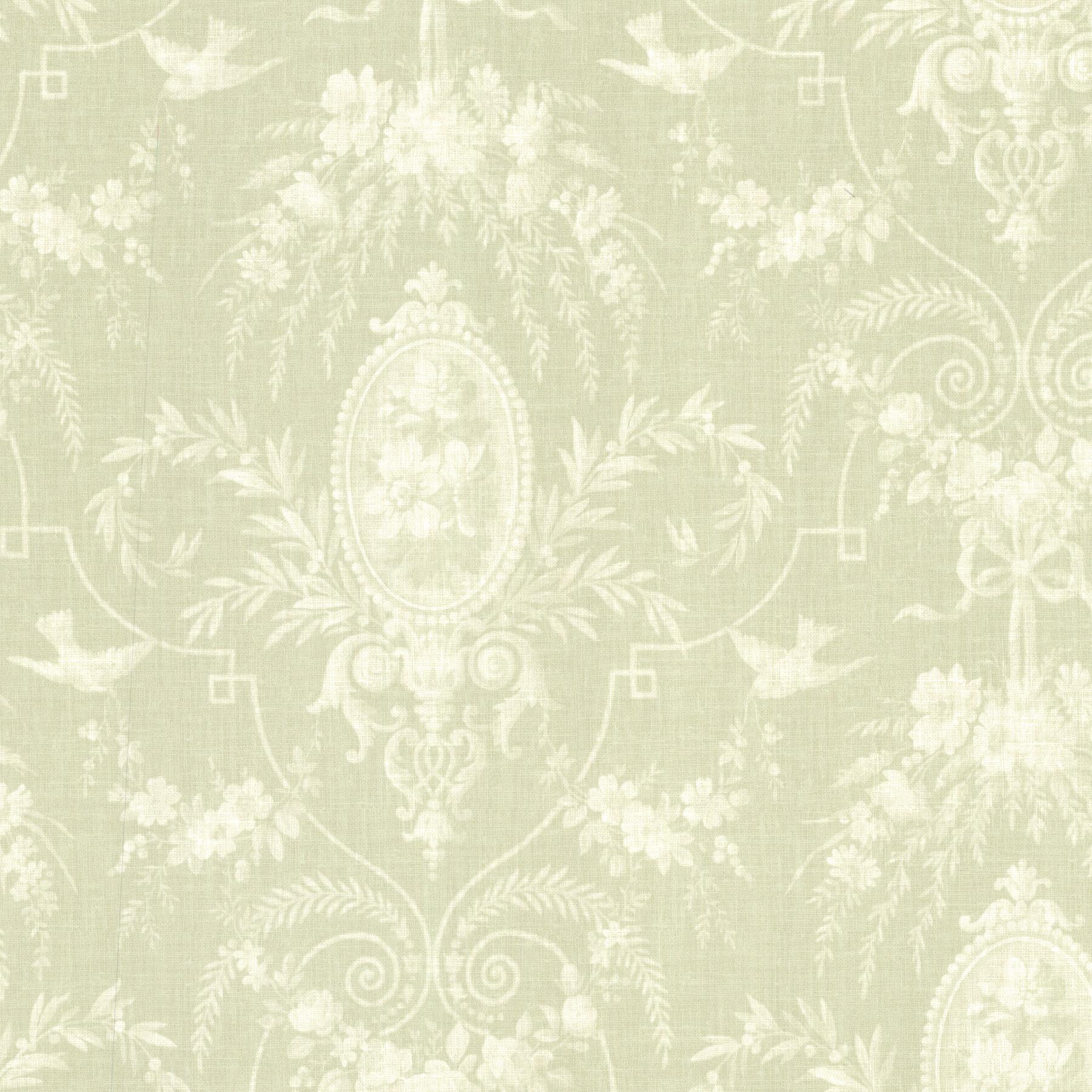 La belle maison flourish fleur 33 39 x 20 5 damask 3d for 3d embossed wallpaper