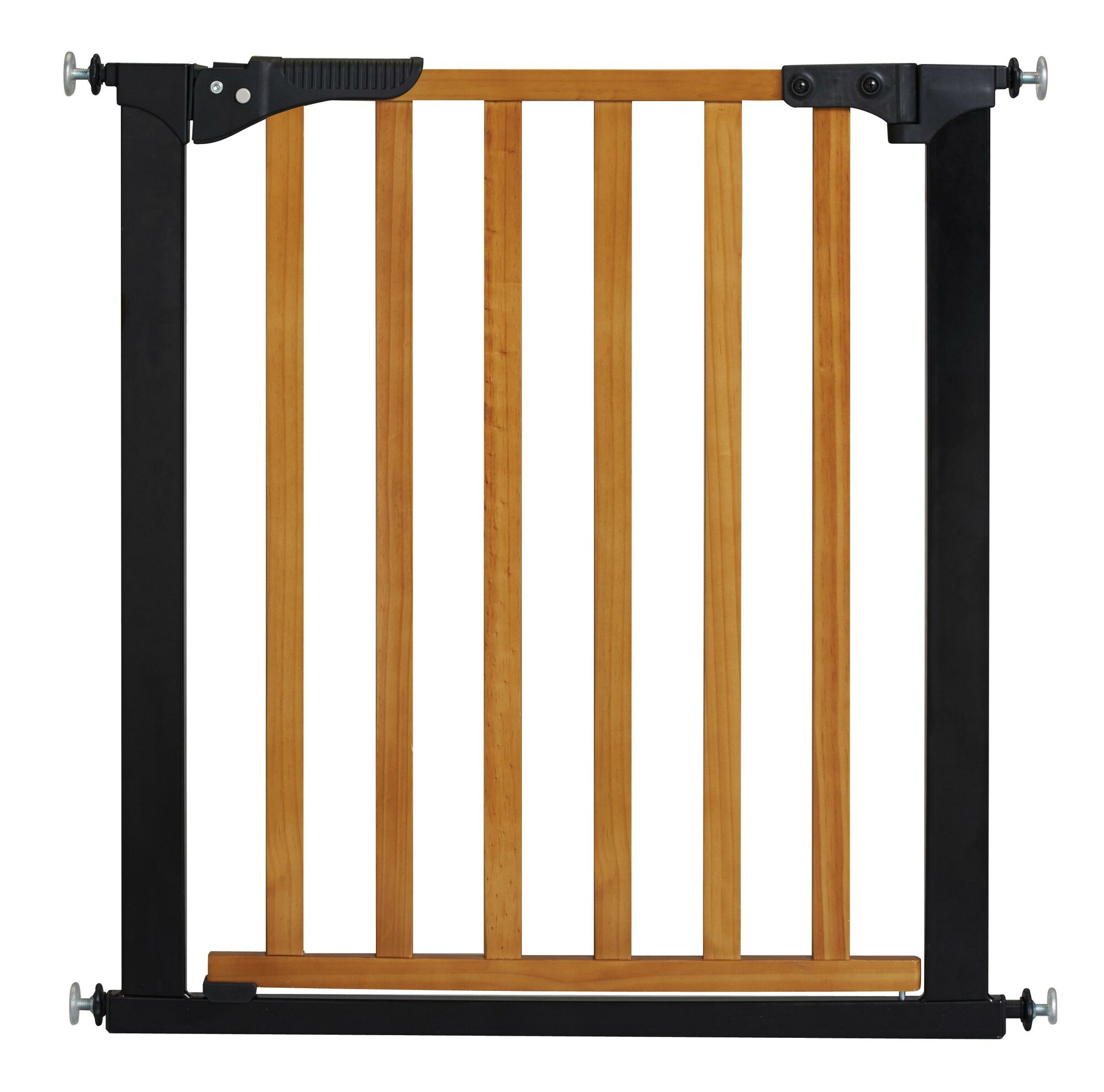 Kidco Designer Gateway Wood And Metal Pressure Baby Gate